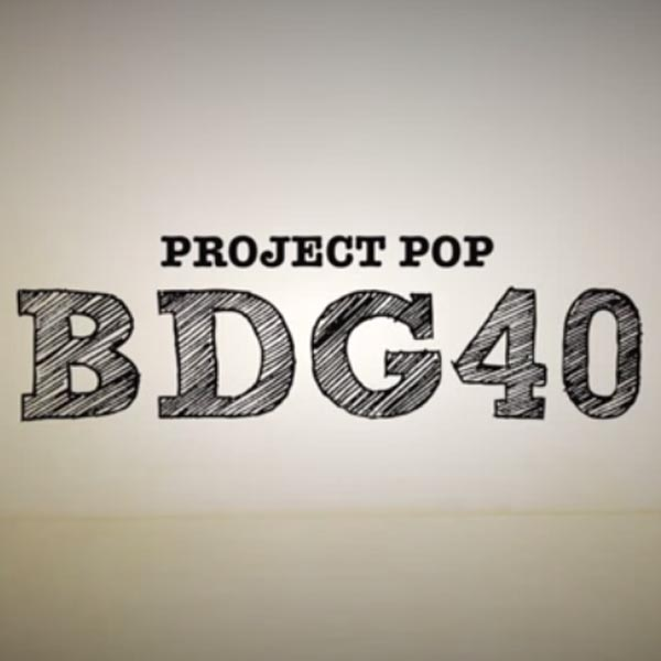 "Music Video ""BDG40″"